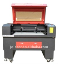 JQ 9060 two heads laser engraving and cutting machine