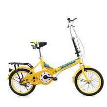 china Cheap 16-inch Folding bike