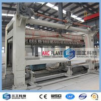 150,000M3 AAC Plant Cutting Machine