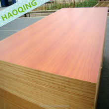 oak/beech/maple/teak veneer fancy mdf panel/ Raw & Plain MDF sheet/Laminated MDF Price
