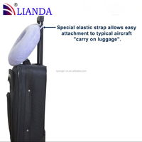 Factory travel pillow set with portable bag