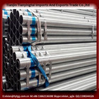 bs1387 iron round galvanized pipe