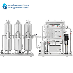 Industrial Water Filter Systems Waste Disposal System The Demineralized Water Equipment