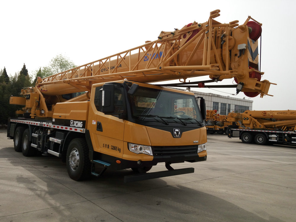 XCMG QY25K5A-II 25ton 2010 year rc model crane made in china sale