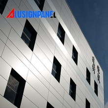 PVDF Coated Ceiling Panel Wall Cladding Aluminum Composite Panels