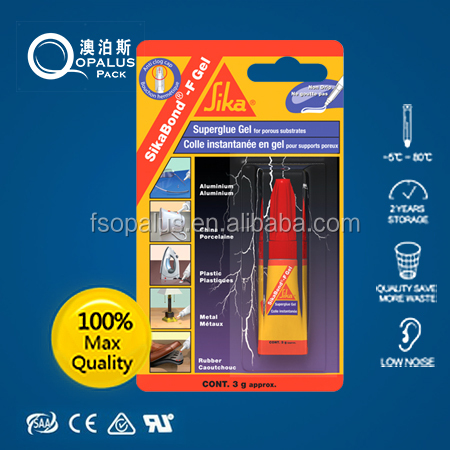 100%Cyanoacrylate strong adhesive best glue for rubber
