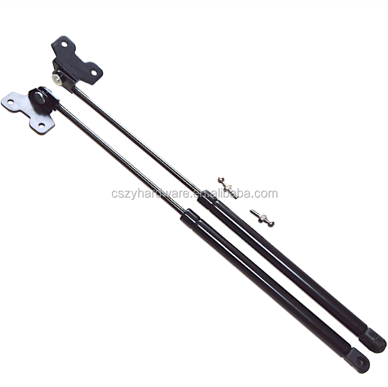 2PCS Front Hood Gas Lift Supports Struts Shocks FOR Honda Accord 2003 To 2007