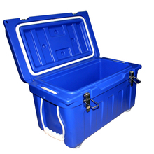 Military plastic waterproof cooler box ice chest refrigerated freezing