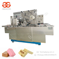 Automatic Cellophane Dvd Wrapping Machine for Soap Box