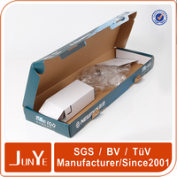 100% quality custom corrugated box for corrugated box buyer