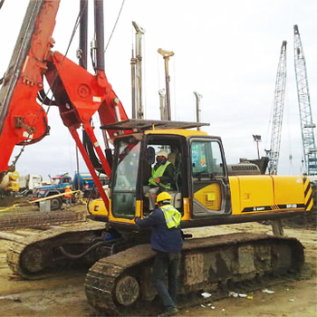 Sany Rotary Pile Drilling Machine for Sale SR280RII