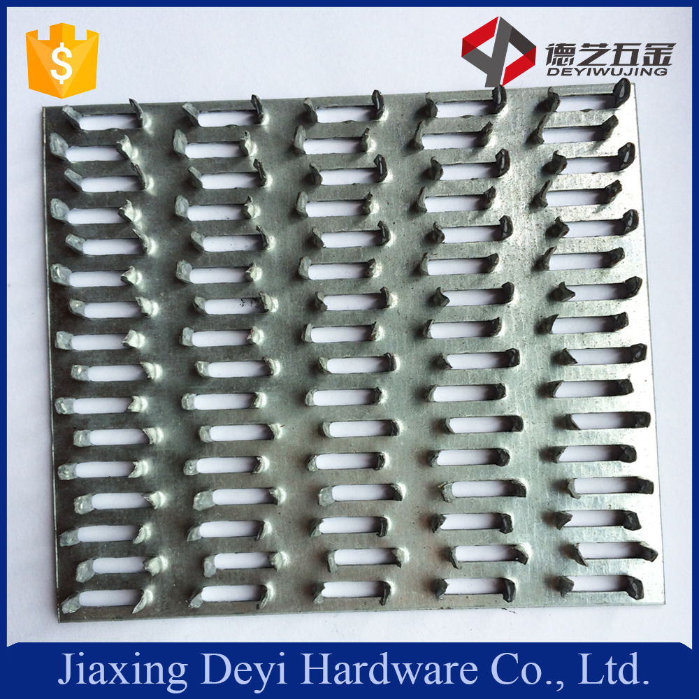 Galvanized Sheet Truss Roof Nail Plate
