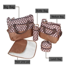 fashion mummy/diaper bag 8816C baby mother bag