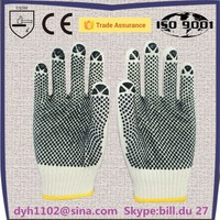china gloves pvc dotted gloves jobs