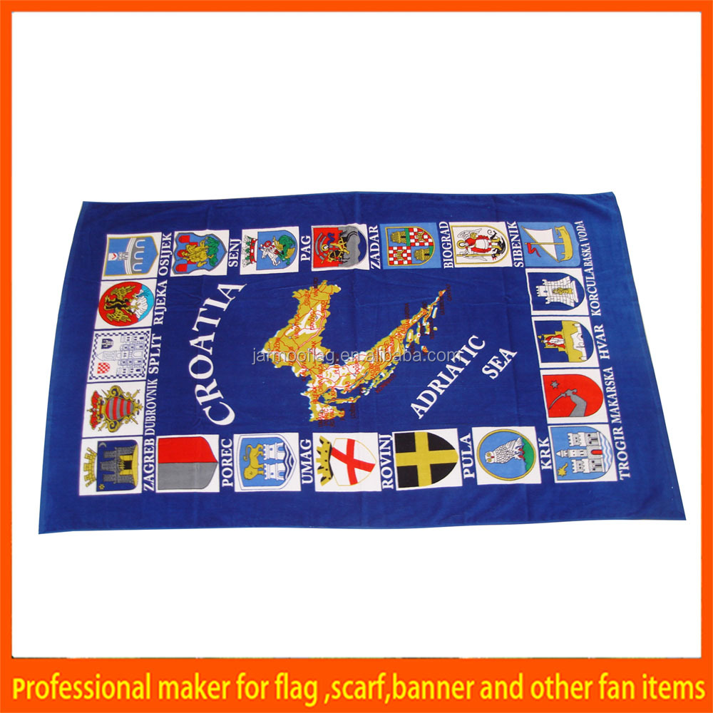 Holiday novelty beach towels