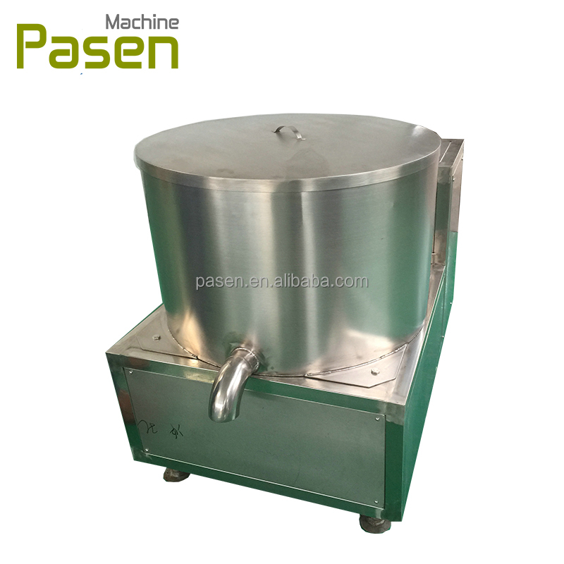 Vegetable and fruit dewatering machine / dewatering machine for sale