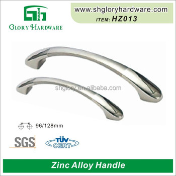 Best And CheapNew Design Zinc Alloy Door Handle On Rose