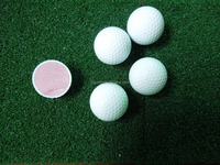 Our best selling funny pink blank practice golf