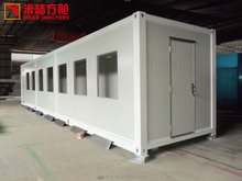 Prefabricated Mobile Container Office 40ft Container Office Design