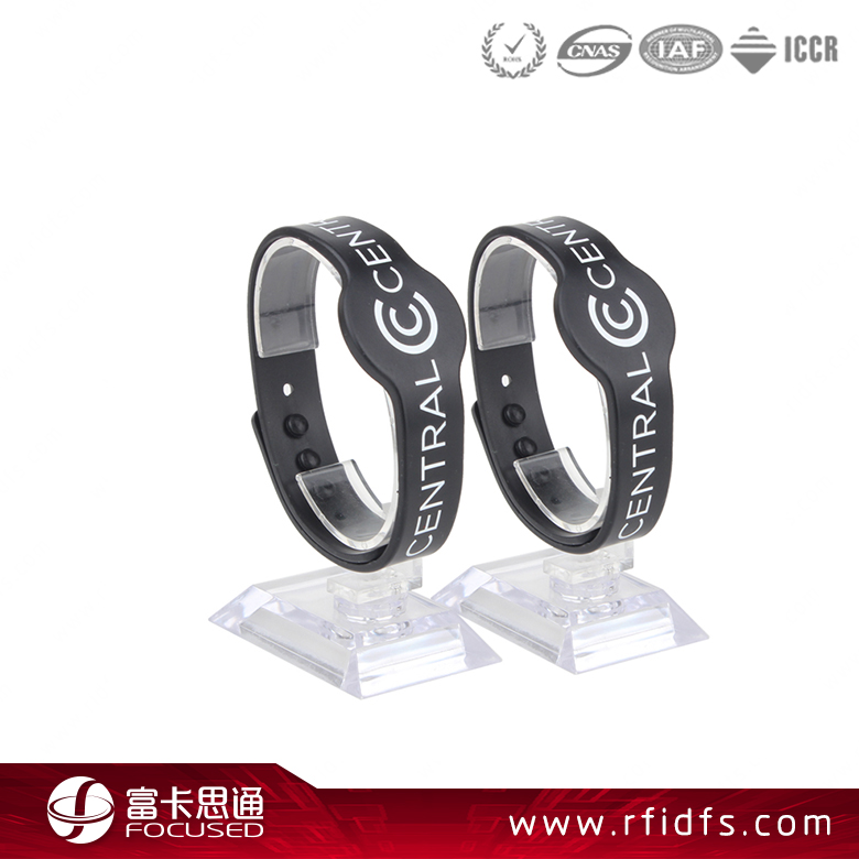 Sport Rfid Chip Ntag216 Smart Watch Band Bracelet