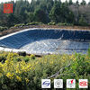 Non-toxic folding smooth waterproof sheet material/hdpe geomembrane for fish