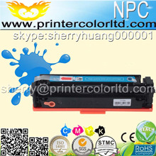 Laser Color Toner Cartridge CF400A-CF403A Compatible for HP 201A, For LaserJet Pro M252 ,MFP M277