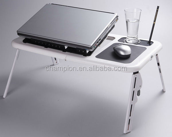 Multipurpose Folding Bed Table