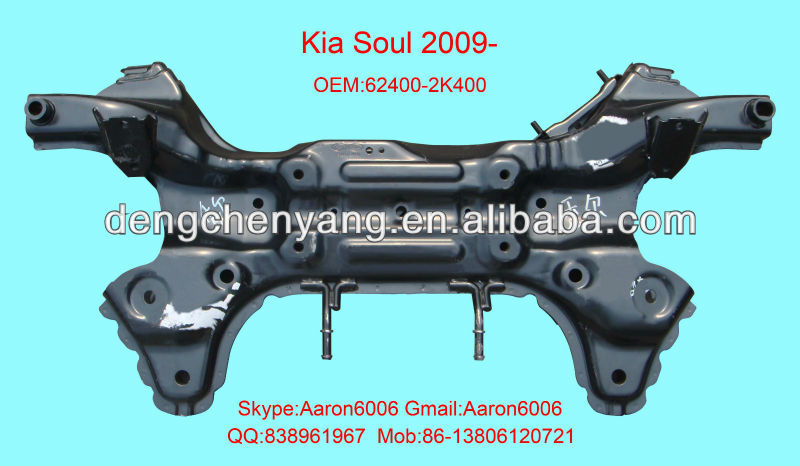 car cross member for kia soul 2009