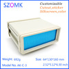 AK-C-3 Aluminum Chassis Enclosure Strong Box for Precise Instrument 160*130*64mm