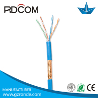 Alibaba 2015 Top Selling Cat5e FTP Lan Cable 24AWG Pure Copper