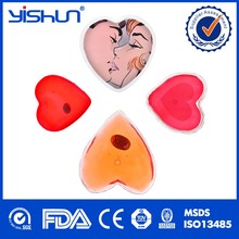 Instant Hot Pad / Gel Heat Pack Heart Shape
