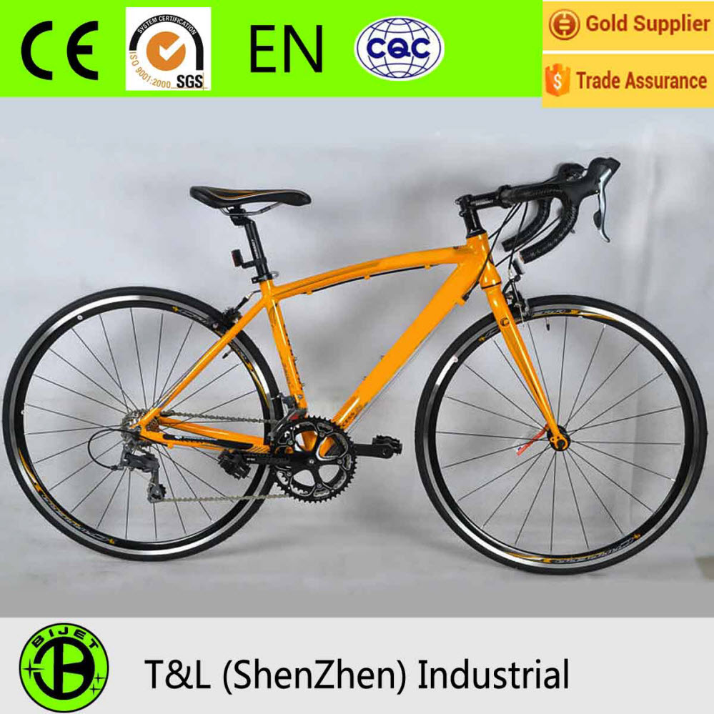 colorful cycles road bicycle of 700C in shenzhen