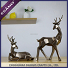 Popular table decoration resin deer figurine