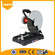 High Quality electric metal cutting machine, powerful chop saw machine 350mm