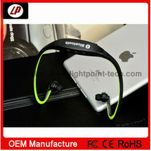 2014 The Best Sound Bluetooth Headset With Bluetooth Stereo Headset