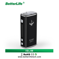 Big vapor 2015 devices E cig vaporizer buying online in china eletronic cigarette Islim 50W big vapore cigarette