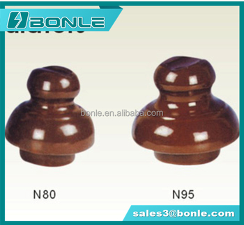 low voltage porcelain insulator