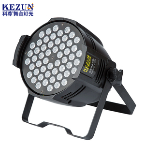 led par light for sale 54 x3w 3in1 rgb led par stage light wholesale dj equipment guangzhou stage lighting