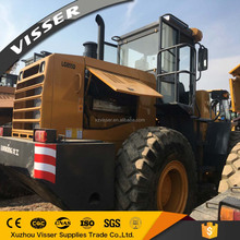 China mini front end loader used wheel loader