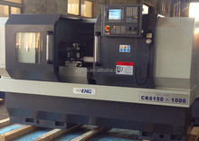 High Quality China Flat Bed cnc Lathe Machine Price