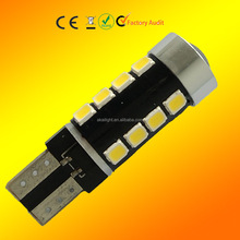 Canbus T10 18SMD 2835 lens White LED W5W 194 168 Car Side Wedge Light Automotive Bulbs Replacement Parts