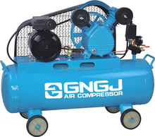 70L 1.5hp 8bar industrial belt drive air compressor with favoriable price