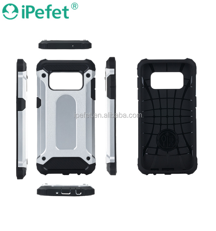 Dual Layer Rugged Shockproof Protective Phone Case For Samsung Galaxy S7
