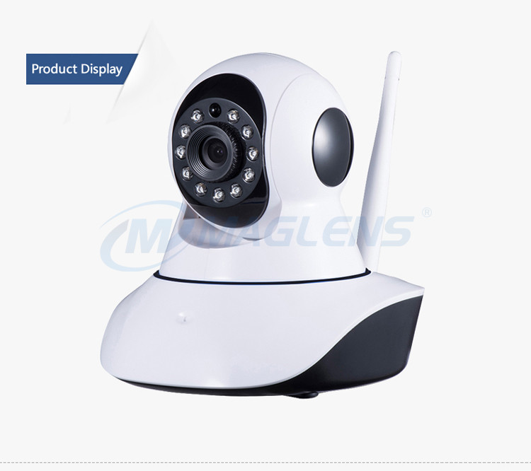 phone control 720p 1MP 360 degree network infrared p2p CCTV IP wireless wifi PTZ camera