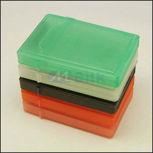 NEW Portable HDD Storage Box store Tank protection case for 3.5 inch Hard Drive