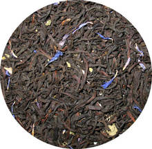 Organic wild blueberry black tea loose leaf tea