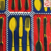 cotton fabrics/batik printing blocks/african cotton fabric