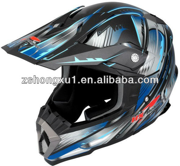 European motorcycle helmet