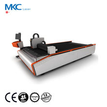 Shenzhen 1000w Fiber Laser Cutting Machine for Sheet Metal