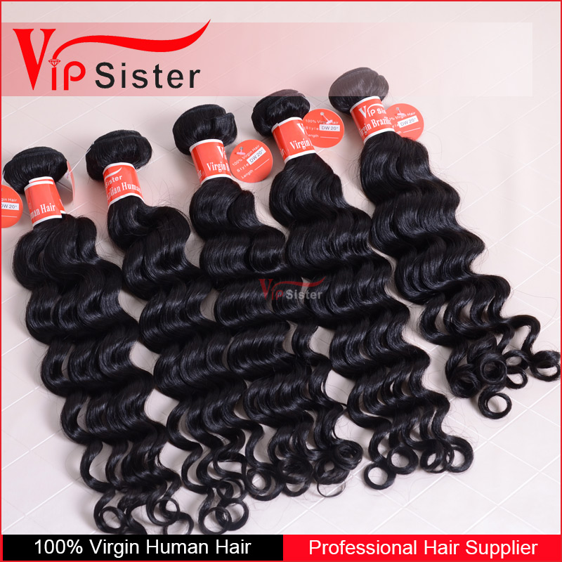 10A9A8A7A6A factory price and full hair cuticle raw virgin human hair purchase natural deep wave extensions hair